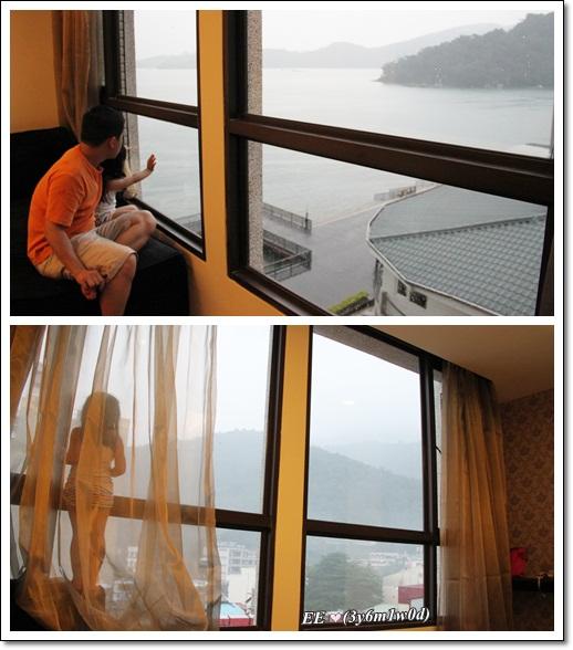 看窗外的景色(2圖)