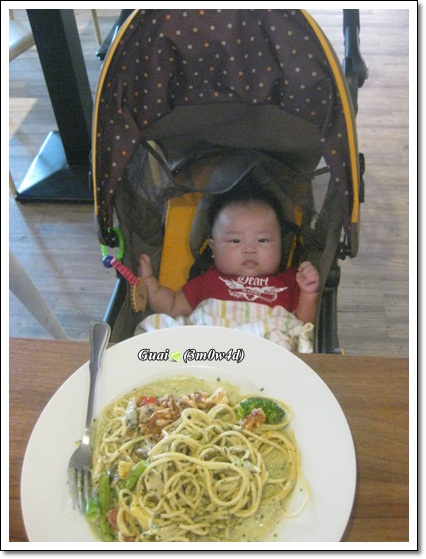 蔬食主義陪吃義大利麵