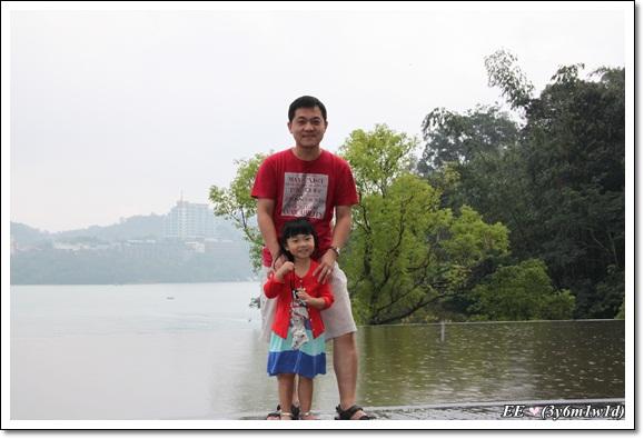 父女向山水界