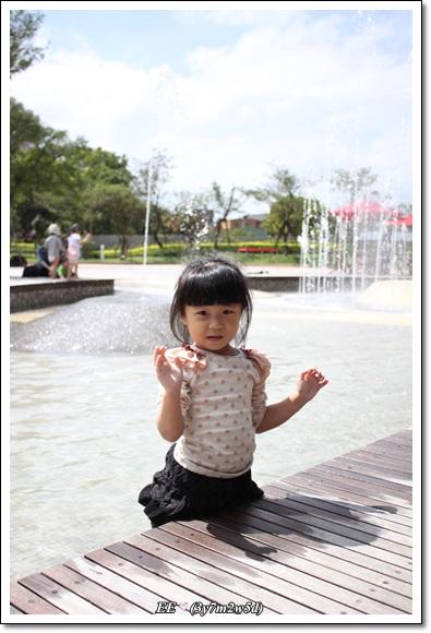 EE怕玩水