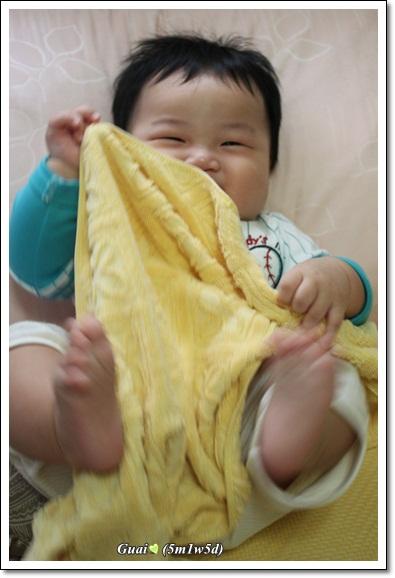 玩毛巾-2