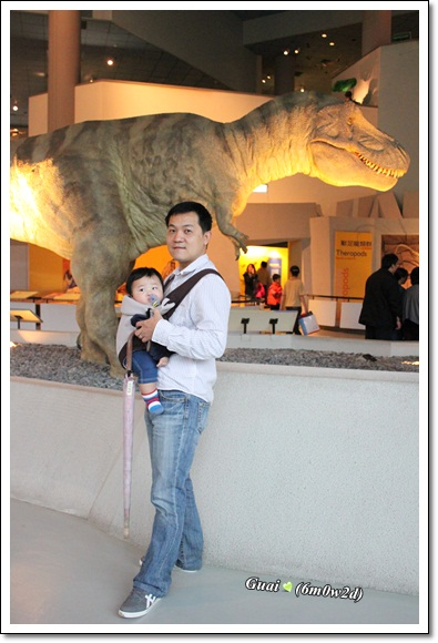 父子與大恐龍