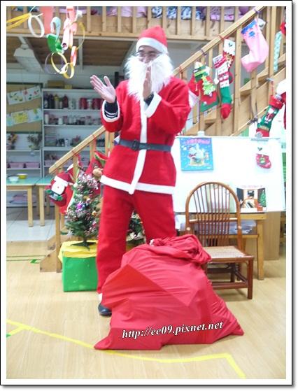 1224EE班的聖誕老公公(編)