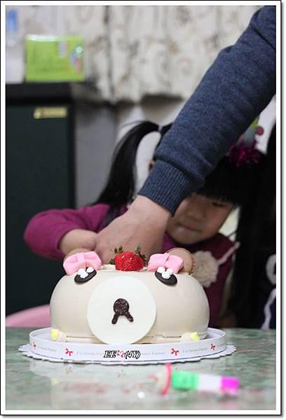 把鼻牽切蛋糕
