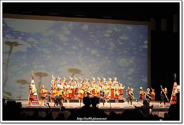 印第安祈雨舞