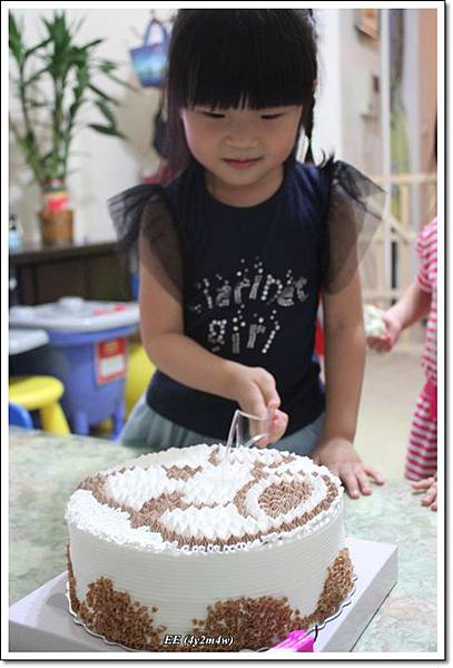 EE幫底迪切蛋糕