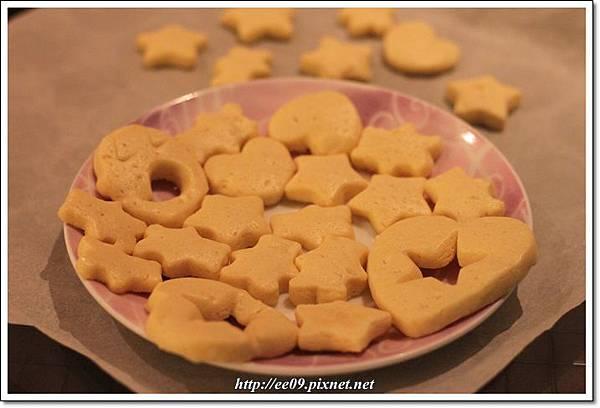 0713颱風天做的餅乾