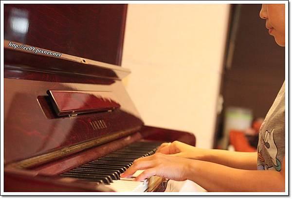 我的老鋼琴