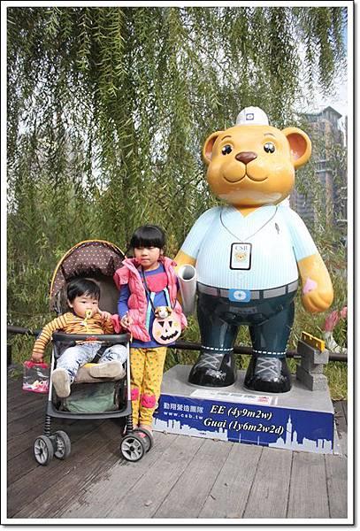 (5)秋紅谷營造熊.JPG