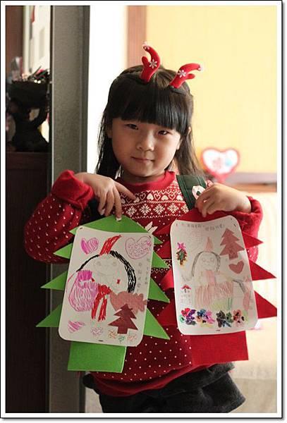 EE與給老師的卡片.JPG
