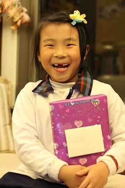 20160223收到芳如阿姨的禮物.JPG