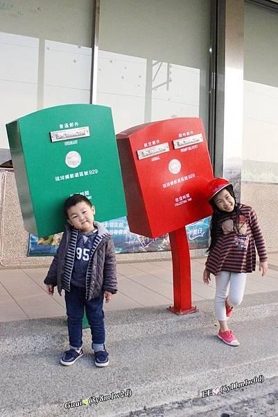 2016元旦小琉球跟郵筒