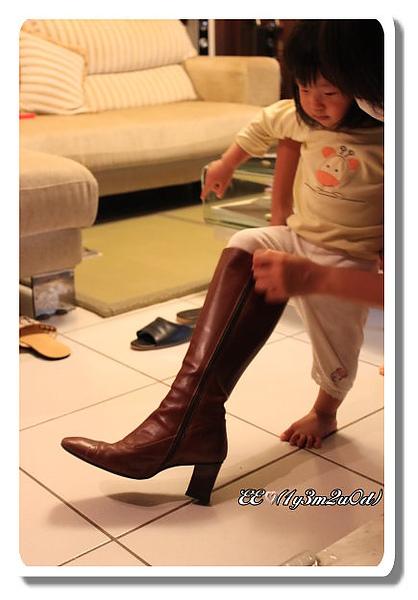 我可以穿靴子嗎.jpg
