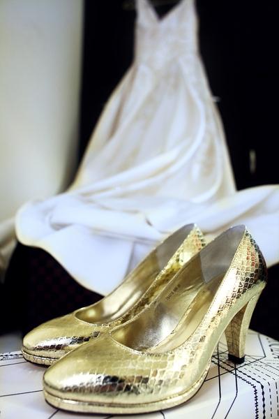 我的金鞋!