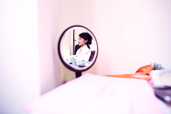 鏡中倒映-1