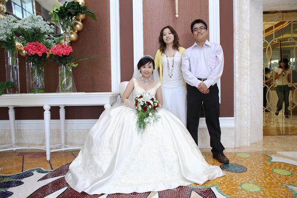 中僑Con MONO夫妻