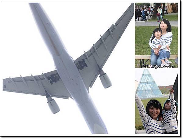 一直看到飛機.jpg