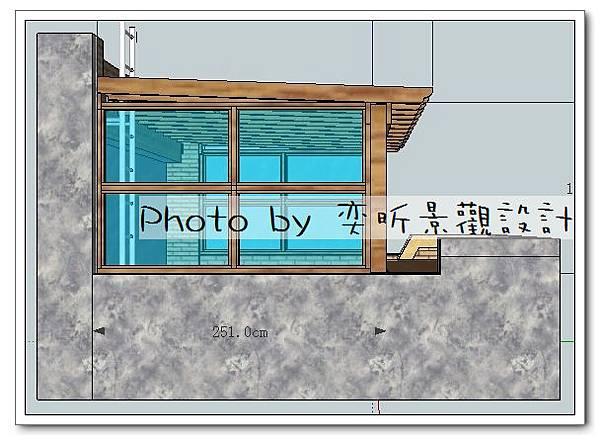 客戶用3D-前院-1