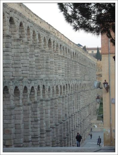 西班牙-Segovia古羅馬輸水道