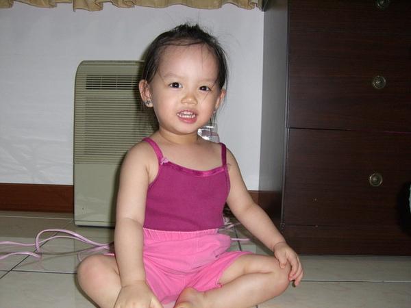 小美女閔閔