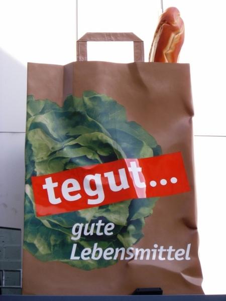 超市大廣告