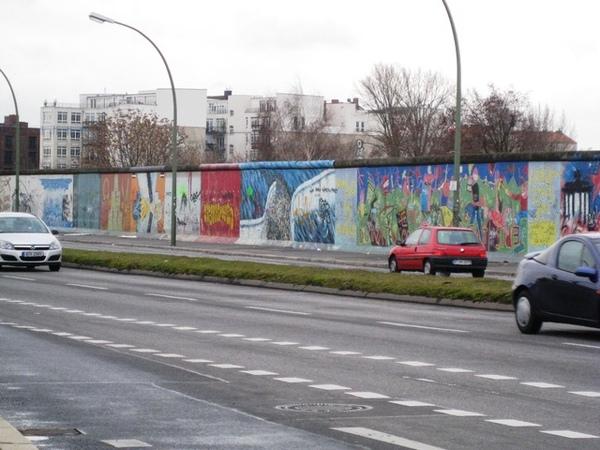 柏林圍牆醜到爆