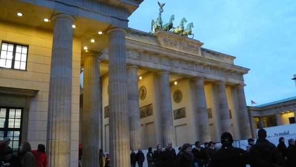 布蘭登堡門