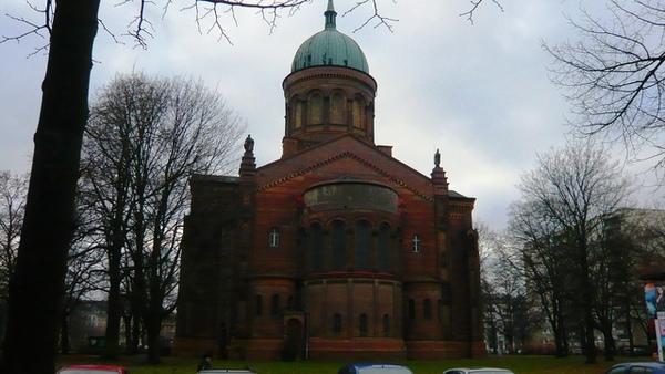 在維修中的教堂