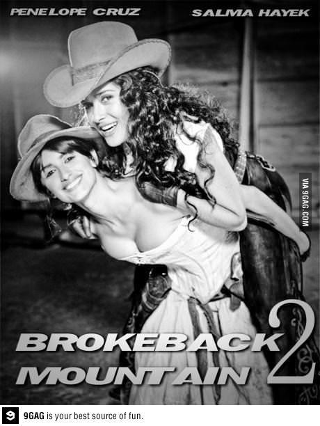 brokenback