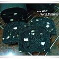 竹炭乳酪核桃吐司06