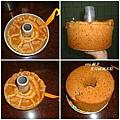 藍莓戚風蛋糕10