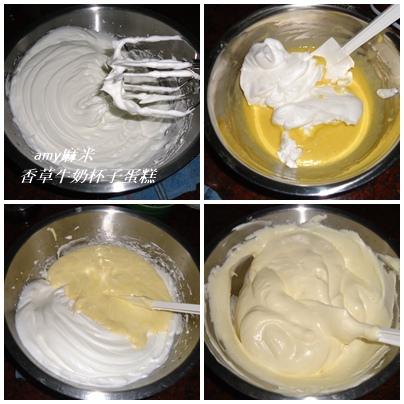 香草牛奶杯子蛋糕02