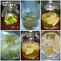 檸檬天然酵母培育01