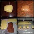 巧克力螺旋麵包捲