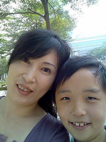 2007年2月,小王子生日前,仍是在誠品取景!