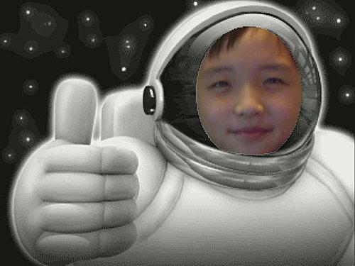 這一張太空人更酷!