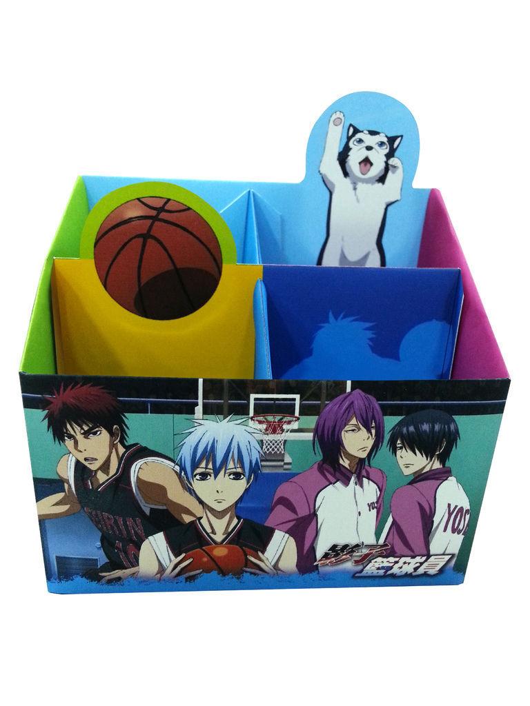 影子籃球員-文具收納盒