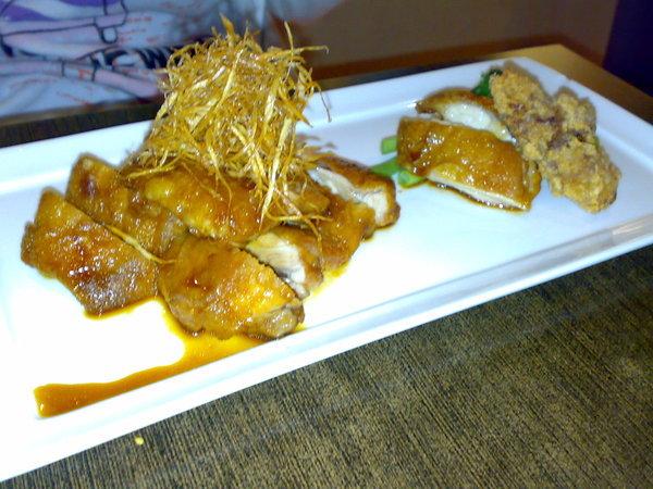 咆的主菜-和風燒雞