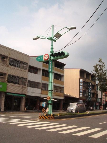 竹山江西路(投46-1)