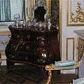 古典風格的起居室