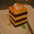 餐後小蛋糕