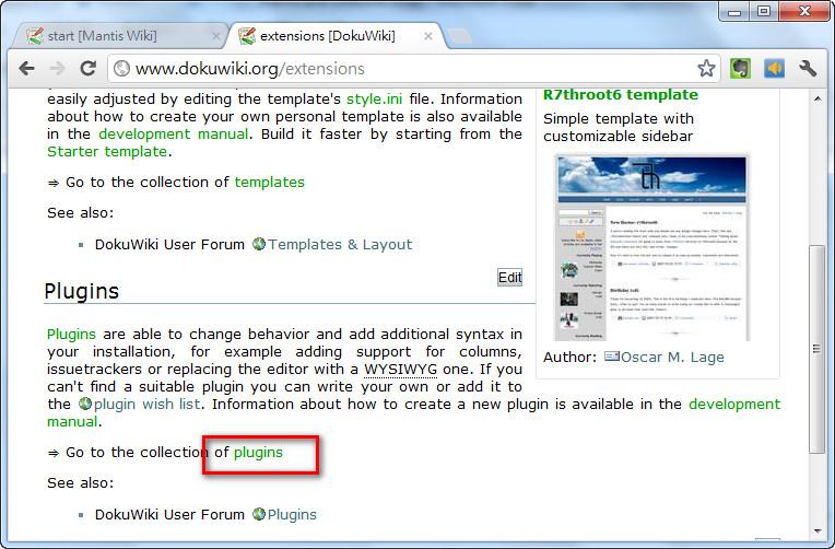Wiki Get Plugins 2