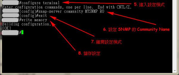 Configure Cisco SNMP#2