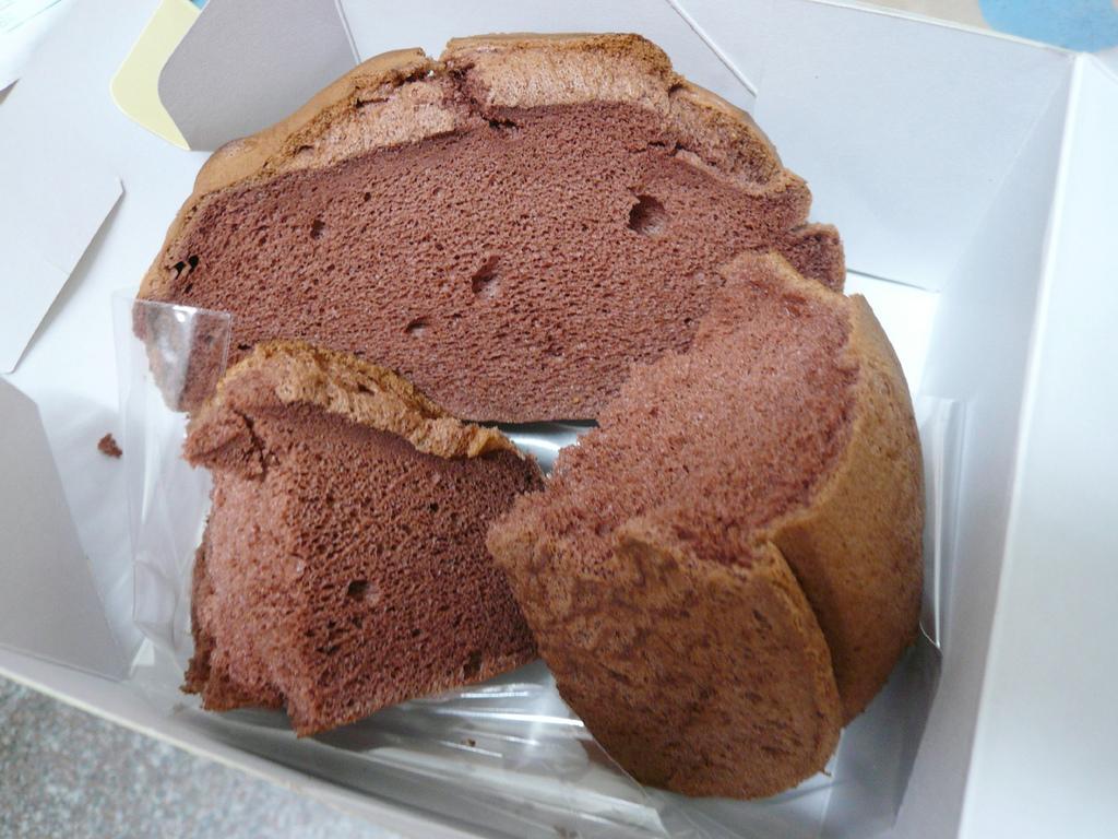 功克力-特美香布丁蛋糕