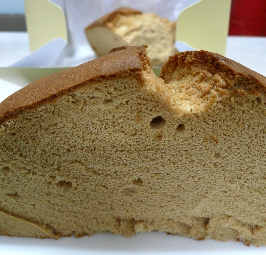 黑糖-特美香布丁蛋糕