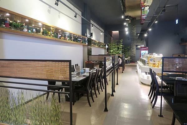 用餐空間-台中公益路燒烤推薦
