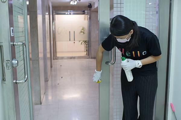 辦公室清潔推薦HELLO清潔1