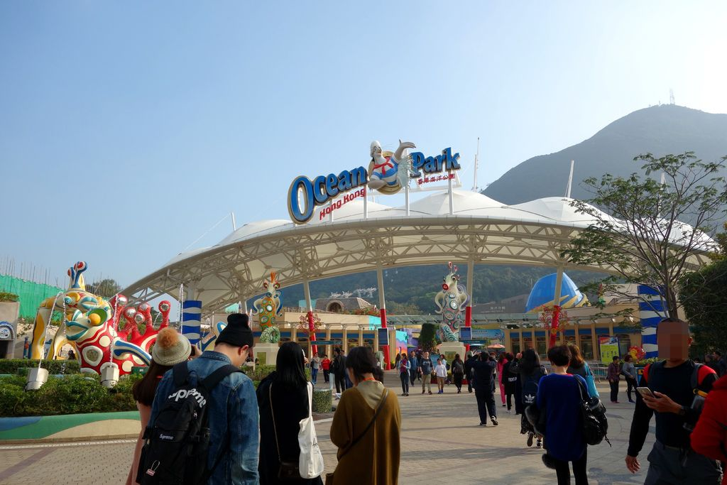 香港海洋公園 (7)