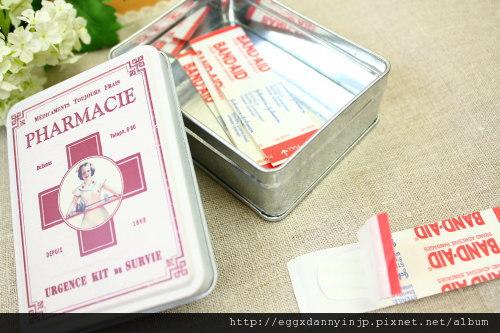 日本超可愛雜貨-小護士收納小馬口鐵盒-日本大阪在地代買、代購、代標-Egg X Danny in jp