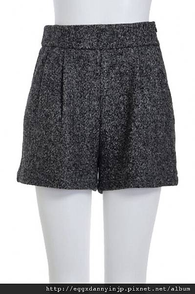 2012春裝~VIVI 2月號刊載~EMODA高腰短褲(預購款)[日本大阪在地代買、代購、代標-Egg X Danny in jp]